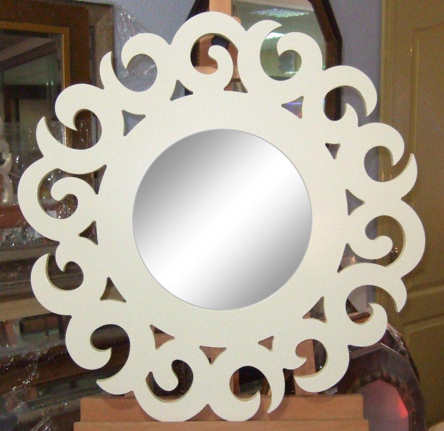Вырезать зеркало своими руками 15