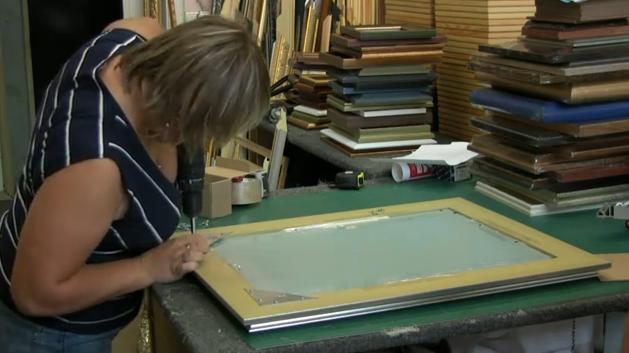 изготовление рамок для картин: